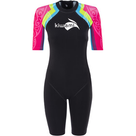 KiWAMi Aqua Rush Speedsuit Women black/rainbow